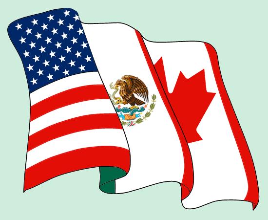 NAFTA Mexico EEUU Canadá