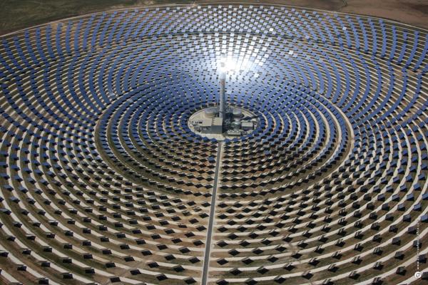 energía solar - Marruecos - renovables