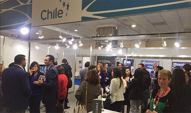 IMEX Chile comercio exterior