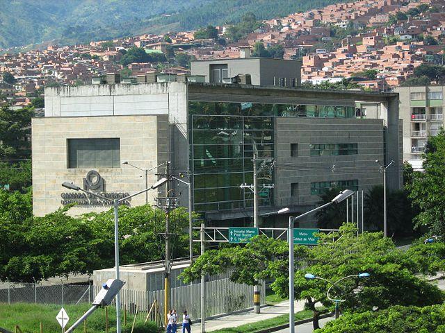 Camara Comercio Medellin
