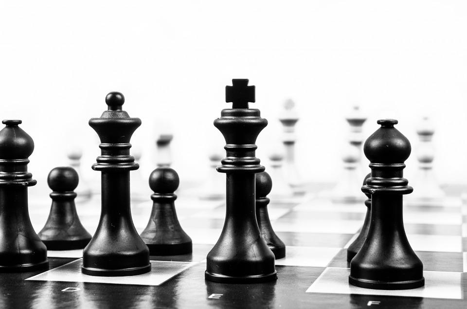 Estrategia negociacion ajedrez