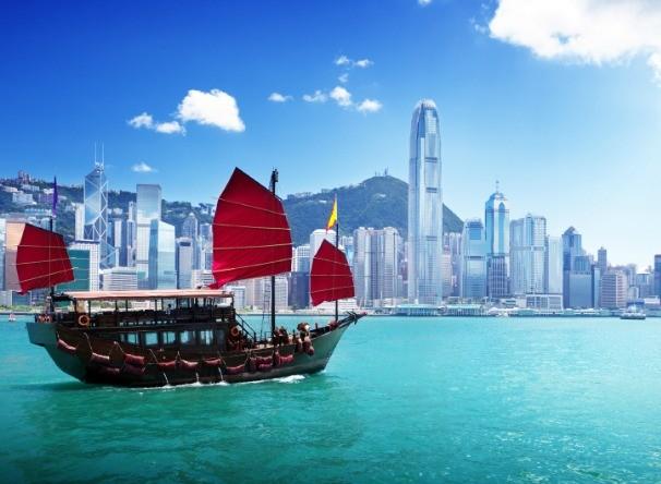 Sociedades en Hong Kong internacionalización