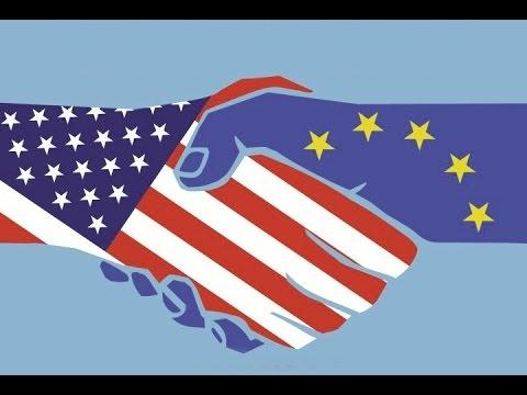 TTIP Estados Unidos Unión Europea
