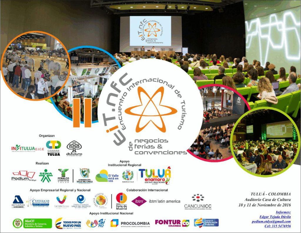 Encuentro internacional de turismo