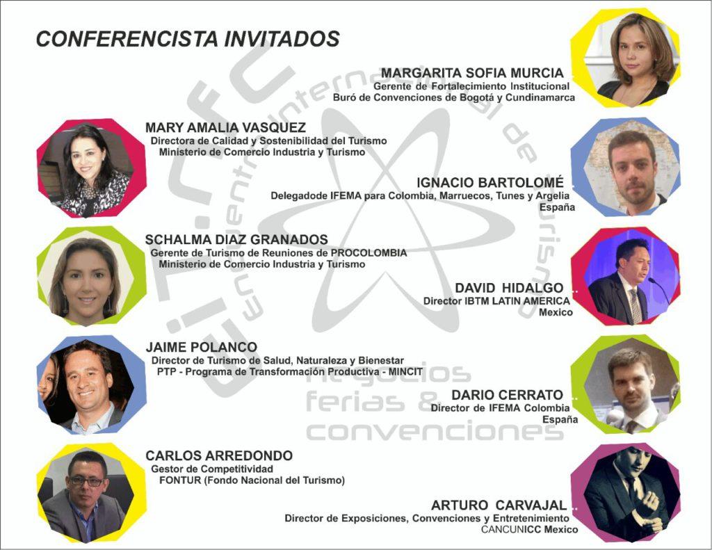 Conferenciantes Fitur