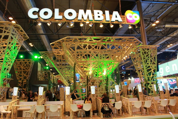 Colombia y Fitur