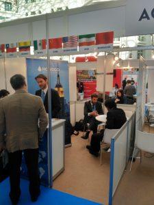 Participación en la feria IMEX 2017