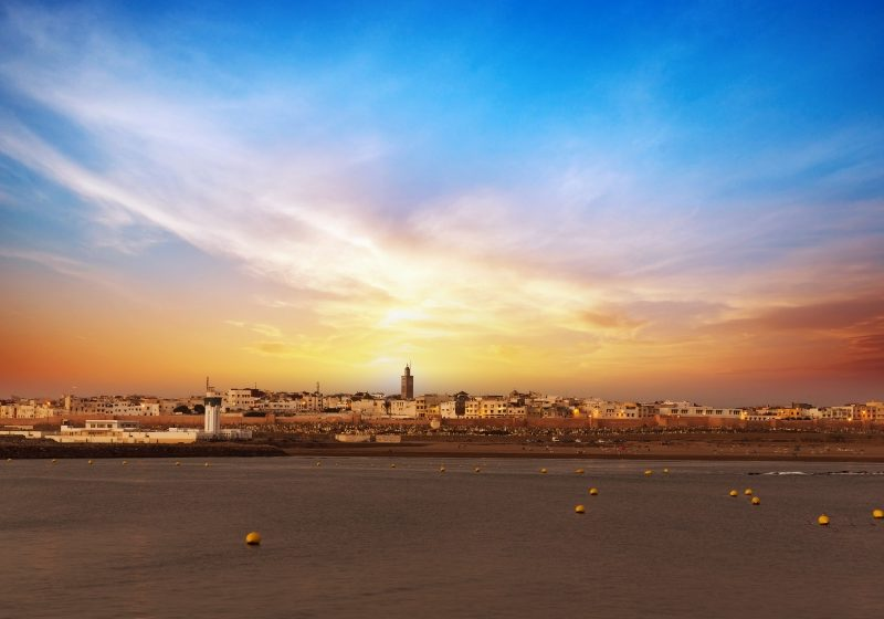 casablanca smart city marruecos