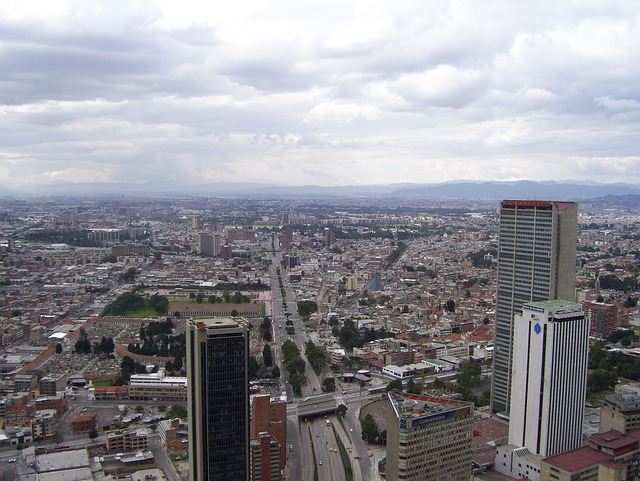 Bogotá Feria camacoes 2017