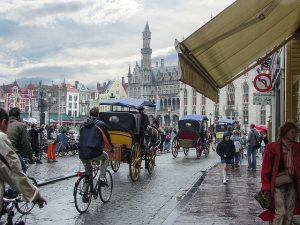 Bruges - do business in Belgium