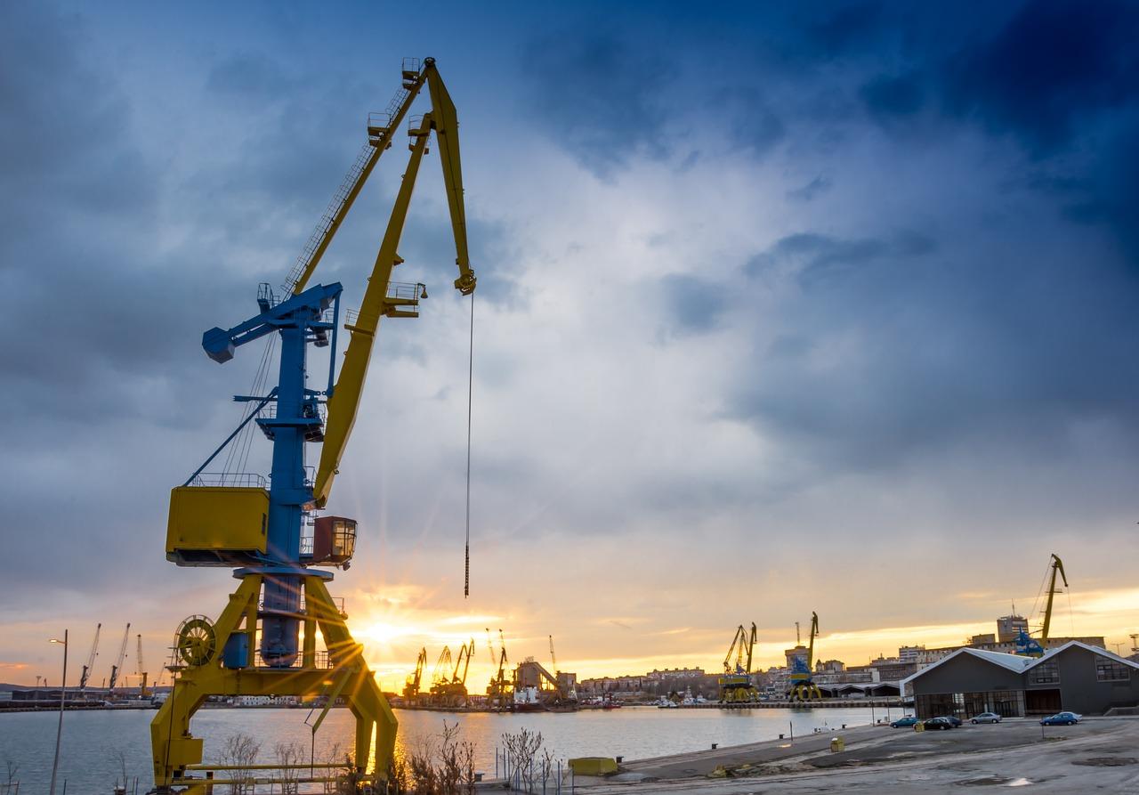 Comercio internacional - Puertos Estratégicos Colombia